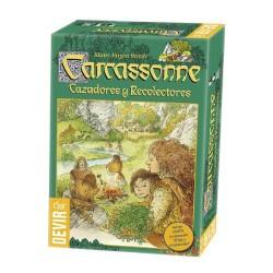 Carcassonne: Cazadores y Recolectores (Spanish)