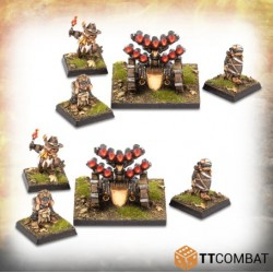 Halfling Rocket Launchers
