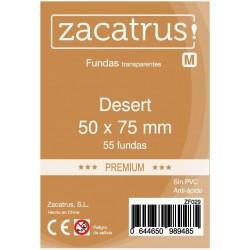 Sleeves Desert Premium - 50x75mm (55)