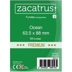 Sleeves Ocean Standard Premium - 63.5x88mm (55)