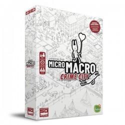 Micro Macro Crimecity (Spanish)