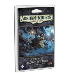 Arkham Horror: La guerra de los Dioses Exteriores (Spanish)