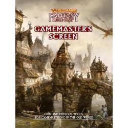 Warhammer el Juego de Rol: Pantalla DJ