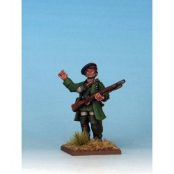 British Ranger Officer