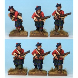 British Highlander Light Infantry