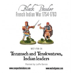 Tecumseh and Tensjwatawa