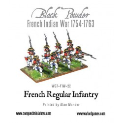 FIW French Regular Infantry