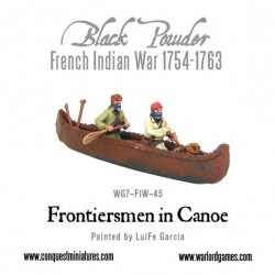 Companie de la Marine in Canoe