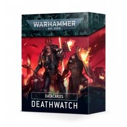 Datacards: Deathwatch (Spanish) 2020