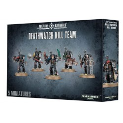 Deathwatch: Veteranos