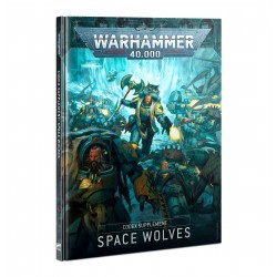 Codex: Space Wolves (Spanish) 2020