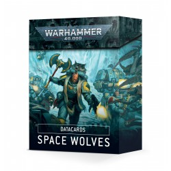 Datacards: Space Wolves (Inglés)