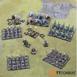 Skeleton Halfling Army