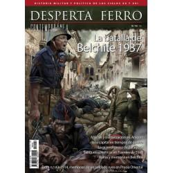 Desperta Ferro Contemporánea Nº 42: La batalla de Belchite 1937. (Spanish)