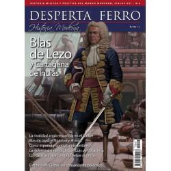 Desperta Ferro Moderna Nº 47: Blas de Lezo y Cartagena de Indias