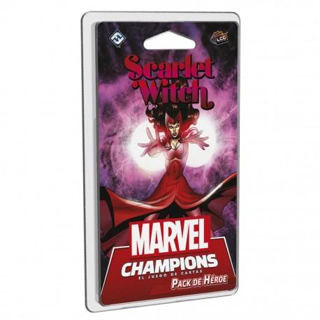 Marvel Champions: Bruja Escarlata (Castellano)