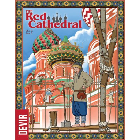 The red cathedral (Spanish)