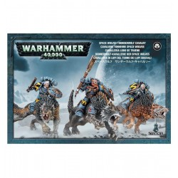 Space Wolves Thunderwolf Cavalry (3)