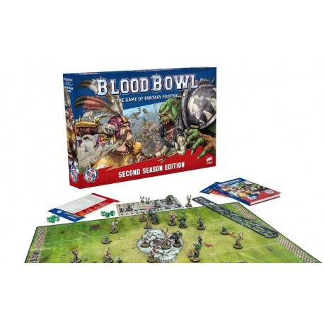 Blood Bowl: Second Season Edition (Inglés)