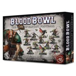 Blood Bowl: The Skavenblight Scramblers Skaven Team (12)