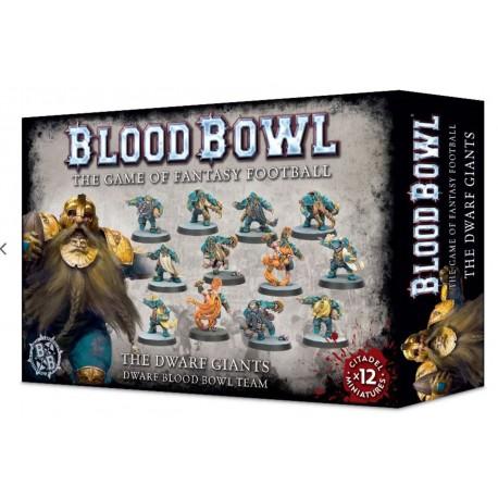 Blood Bowl: The Dwarf Giants Dwarf Team (12)