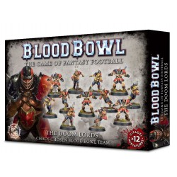 Blood Bowl: The Doom Lords Chaos Chosen Team (12)