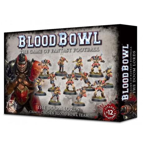 Blood Bowl: The Doom Lords Chaos Chosen Team (12)