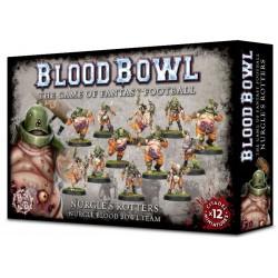 Blood Bowl: Nurgle's Rotters Nurgle Blood Bowl Team (12)
