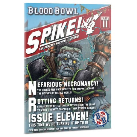 Blood Bowl: Spike! Journal Issue 11 (English)