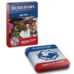 Blood Bowl Special Plays Cards (Inglés)