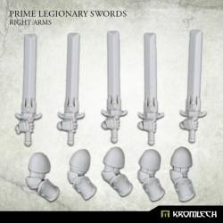 Prime Legionaries CCW Arms: Swords (Right Arm)