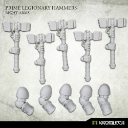 Prime Legionaries CCW Arms: Hammers (Right Arm)