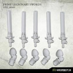 Prime Legionaries CCW Arms: Swords (Left Arm)