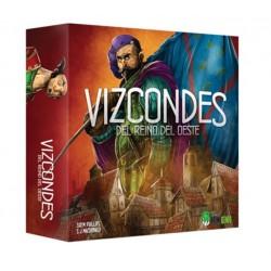 Vizcondes del Reino del Oeste (Spanish)
