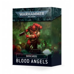 Datacards: Blood Angels (Castellano)