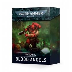 Datacards: Blood Angels (Inglés)