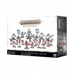 Gloomspite Gitz: Fungal Loonhorde (22)