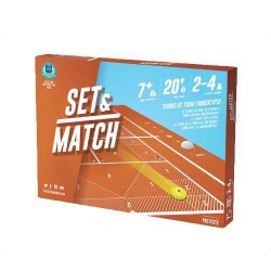 Set & Match (Castellano)