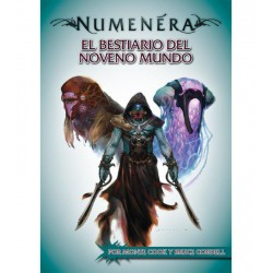Numenera El bestiario del Noveno Mundo (Spanish)
