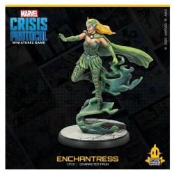 Crisis Protocol Angela & Enchantress (Inglés)
