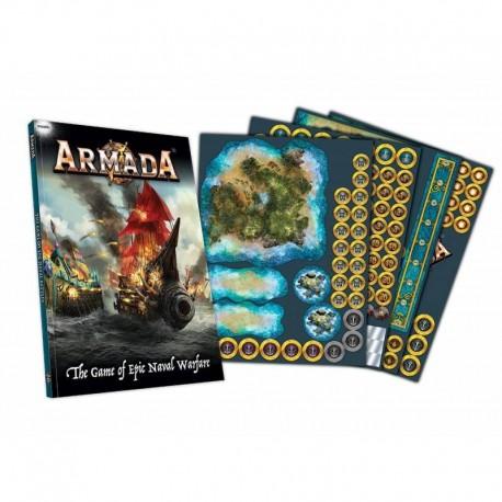 Armada Rulebook & Counters (Spanish)