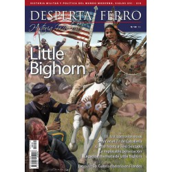 Desperta Ferro Moderna Nº 49: Little Bighorn 1876. (Spanish)