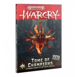 Warcry: Tomo De Campeones 2020 (Castellano)