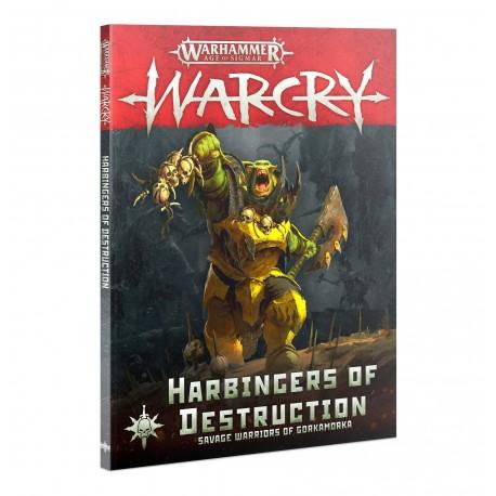 Warcry: Heraldos De La Destrucción (Castellano)