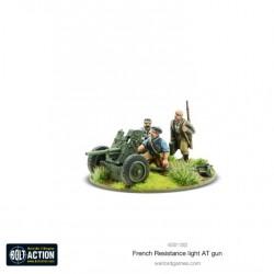 French Resistance Light Anti Tank Gun