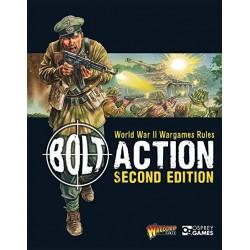 Bolt Action Reglamento 2ª Edición (Spanish)