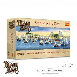 Spanish Navy Fleet (1770-1830)