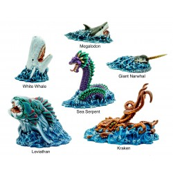 Black Seas: Terror of the Deep
