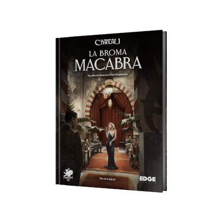 La Llamada de Cthulhu: La Broma Macabra (Spanish)
