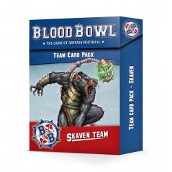 Blood Bowl: Skaven Team Card Pack (English)